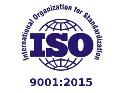 Logo ISO9001:2015