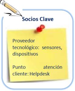 Socios Clave